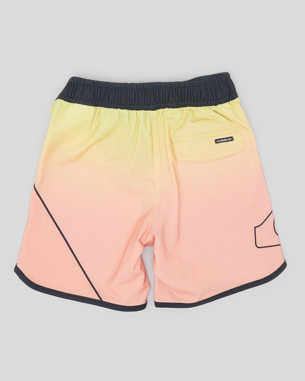 Quiksilver Toddlers' Surfsilk New Wave Board Shorts for Mens image number null