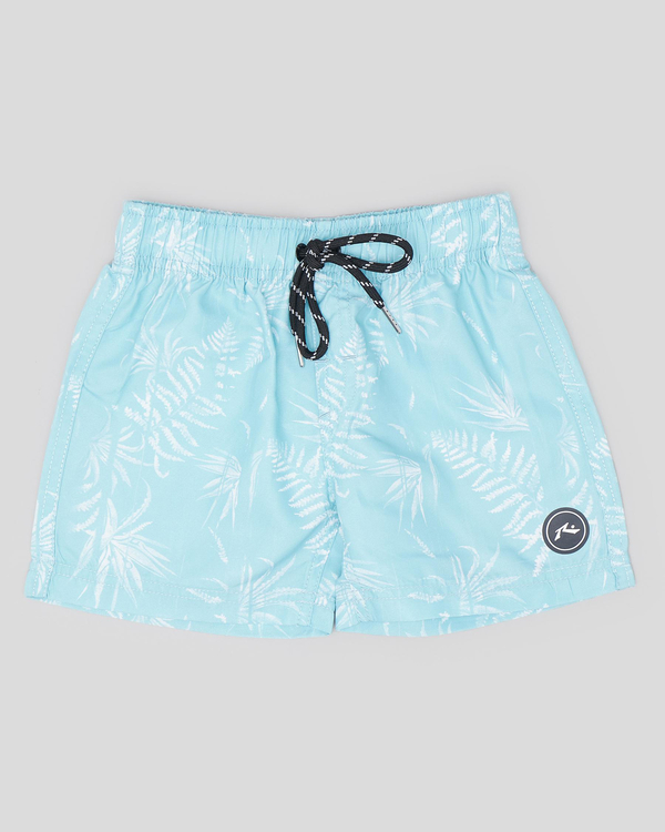 Rusty Toddlers' Flush Out Elastic Board Shorts for Mens image number null