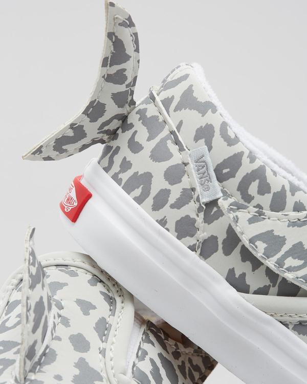 Vans Toddlers' Slip-On V Shoes for Mens image number null