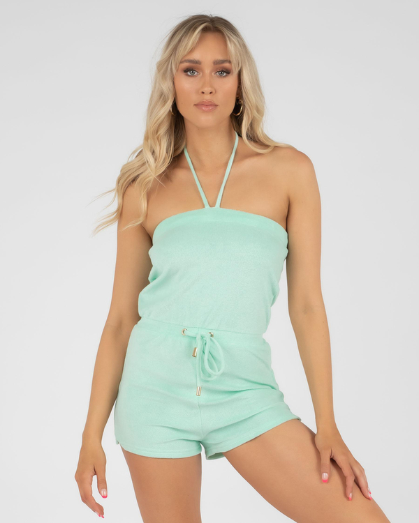 Mooloola Farrah Playsuit for Womens image number null