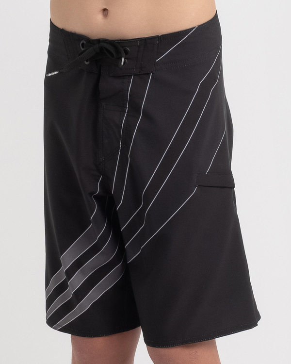 Jetpilot Boys' Sideswipe Board Shorts for Mens image number null