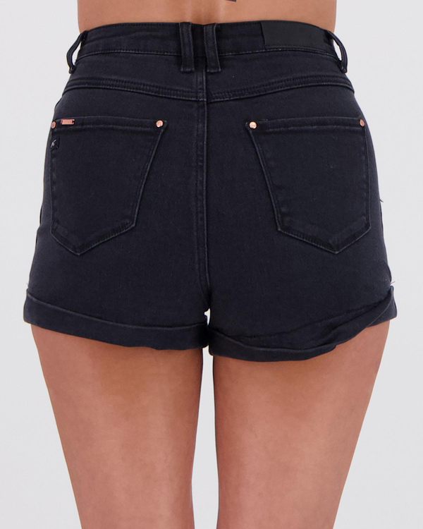 Ava And Ever Coloured Light Shorts for Womens image number null