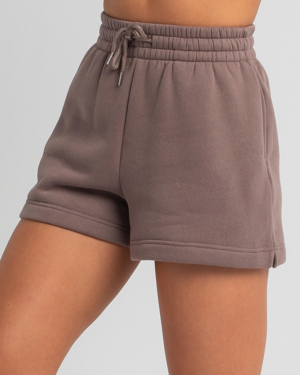 Ava And Ever Heather Shorts for Womens image number null